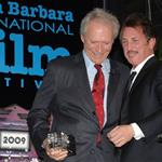Sean Penn presents Clint Eastwood with Modern Master Award at Santa Barbara Film Festival and campaigns for Oscar 31780