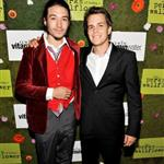 Ezra Miller, and Johnny Simmons attend the official party for the cast of Perks of Being a Wallflower hosted by vitaminwater at TIFF 125506
