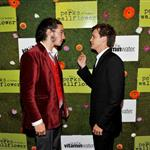 Ezra Miller, and Johnny Simmons attend the official party for the cast of Perks of Being a Wallflower hosted by vitaminwater at TIFF 125508