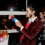 Ezra Miller at the official party for the cast of Perks of Being a Wallflower hosted by vitaminwater at TIFF 125509