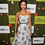Nina Dobrev at the official party for the cast of Perks of Being a Wallflower hosted by vitaminwater at TIFF 125518
