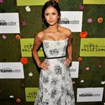 Nina Dobrev at the official party for the cast of Perks of Being a Wallflower hosted by vitaminwater at TIFF 125519