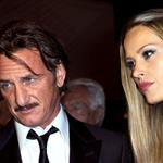 Sean Penn and Petra Nemcova arrive for an event to raise money for charities working in Haiti, at the 65th Cannes film festival 115070