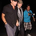 "Ryan Phillippe""s Carb Face and loser pants leaves Villa with Abbie Cornish  22724"