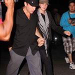 "Ryan Phillippe""s Carb Face and loser pants leaves Villa with Abbie Cornish  22723"