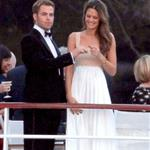Chris Pine with girlfriend Dominique Piek in Cannes  115043