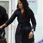 Freida Pinto in and out of Vancouver to prep for Rise of the Apes  64186