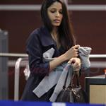 Freida Pinto in and out of Vancouver to prep for Rise of the Apes  64189