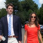 Pippa Middleton shows up at Wimbledon with Alex Loudon 88722