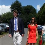 Pippa Middleton shows up at Wimbledon with Alex Loudon 88726