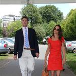 Pippa Middleton shows up at Wimbledon with Alex Loudon 88727