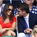 Pippa Middleton shows up at Wimbledon with Alex Loudon and her family  88728