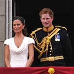 Prince Harry Pippa Middleton at Royal Wedding  88491