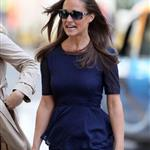 Pippa Middleton out in London with a friend 126706