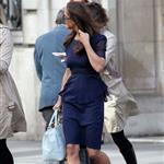 Pippa Middleton out in London with a friend 126707