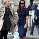Pippa Middleton out in London with a friend 126712