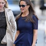 Pippa Middleton out in London with a friend 126722
