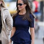 Pippa Middleton out in London with a friend 126723