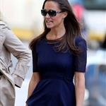 Pippa Middleton out in London with a friend 126724