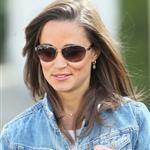 Pippa Middleton out in West London June 2011 87585
