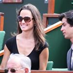 Pippa Middleton at the French Open May 2011 86420
