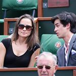 Pippa Middleton at the French Open May 2011 86421