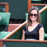Pippa Middleton at the French Open May 2011 86424
