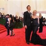 Amy Poehler and Will Arnett at the 2012 Met Gala 113623
