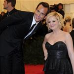 Amy Poehler and Will Arnett at the 2012 Met Gala 113624
