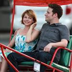 Michelle Williams and Seth Rogen shoot Take This Waltz in Toronto  66675