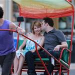 Michelle Williams and Seth Rogen shoot Take This Waltz in Toronto  66676