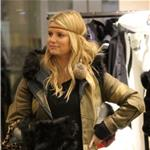 Jessica Simpson and Eric Johnson in Aspen December 2010  75835