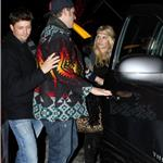 Jessica Simpson and Eric Johnson in Aspen December 2010  75848