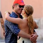 Jessica Simpson and Eric Johnson on vacation in Rome  65191