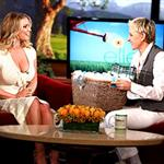 Jessica Simpson talks about her mouth and her mingling on Ellen Degeneres 59793