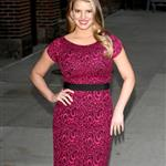 Jessica Simpson on David Letterman 56650