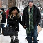 Jessica Simpson in reindeer tights in Aspen with Eric Johnson for New Year's 2011 76002