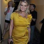Jessica Simpson at White House Correspondents' Dinner 2010 60089