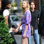 Whitney Port shooting The City in New York 25235