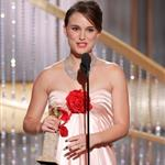 Natalie Portman at the Golden Globes 2011 76981