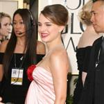 Natalie Portman at the Golden Globes 2011 76988