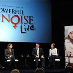 Natalie Portman at A Powerful Noise post-screening panel discussion in New York City 73780