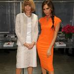Anna Wintour and Victoria Beckham attend Bergdorf Goodman Celebrates Fashion's Night Out in New York City 125452