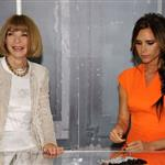 Anna Wintour and Victoria Beckham attend Bergdorf Goodman Celebrates Fashion's Night Out in New York City 125457