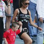 Victoria Beckham at Euro 2004 in Portugal  116911