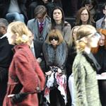 Anna Wintour Paris Fashion Week 81970