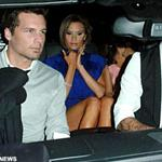 Katie Holmes missing from Victoria Beckham birthday dinner 19459