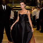Victoria Beckham in Dubai with David Beckham for AC Milan party 30022