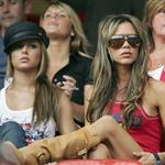 Cheryl Cole and Victoria Beckham World Cup 2006 84664