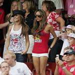 Cheryl Cole and Victoria Beckham World Cup 2006 84669